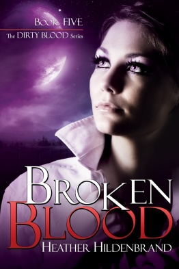 Broken Blood Cover
