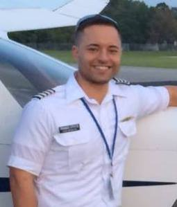 frankie pilot pic