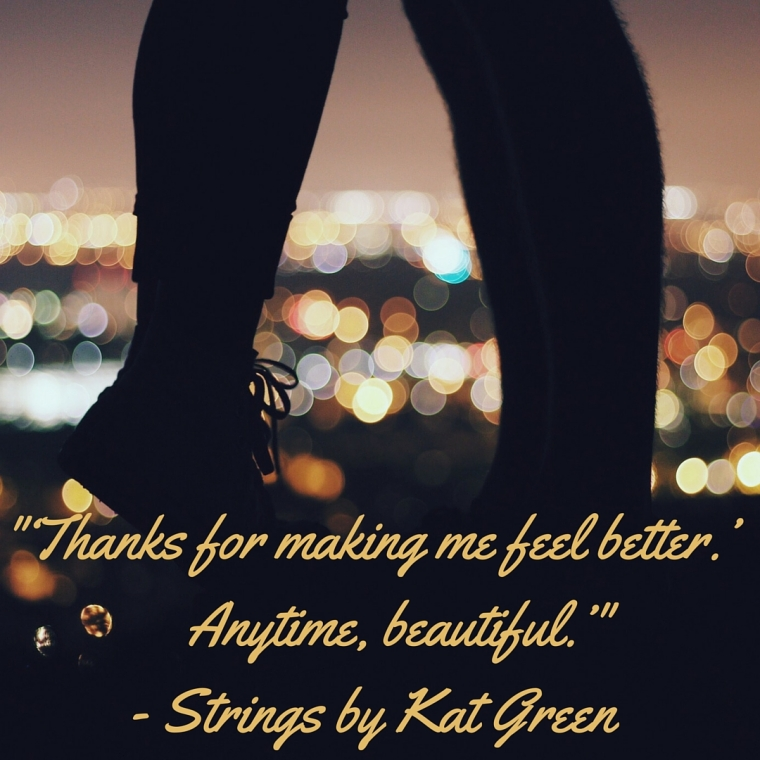 Strings by Kat Green
