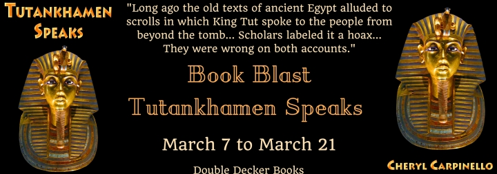 Book Blast Tutankhamen Speaks