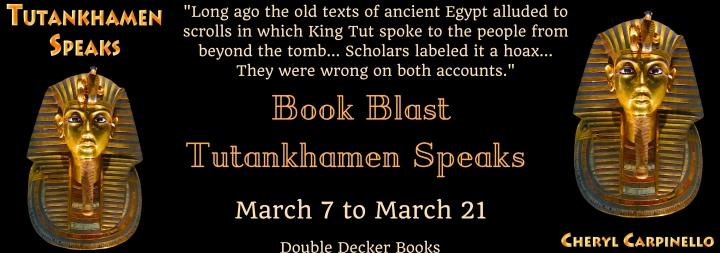 Book Blast Tutankhamen Speaks