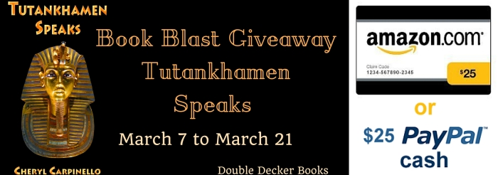 Copy of Book Blast Tutankhamen Speaks