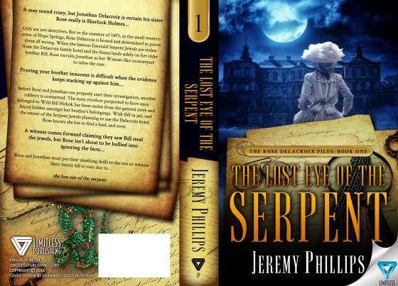 The Lost Eye of the Serpent FINAL-DIGITAL-Paperback
