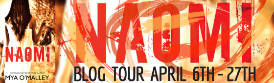 NAOMI Blog Tour