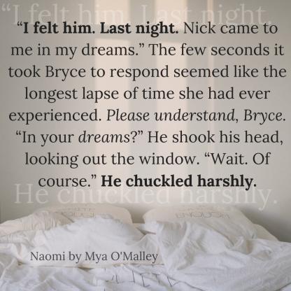 Naomi by Mya O'Malley Q3